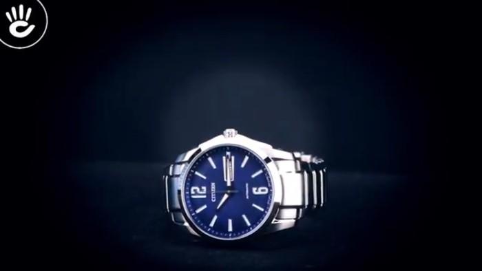 Review đồng hồ Citizen NH7490-55L bơi lội thoải mái (10 ATM) - Ảnh 1