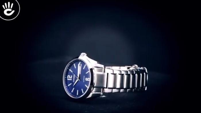 Review đồng hồ Citizen NH7490-55L bơi lội thoải mái (10 ATM) - Ảnh 3