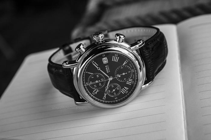 Review đồng hồ Doxa 895.10.102.01: cỗ máy vượt thời gian - Ảnh 1