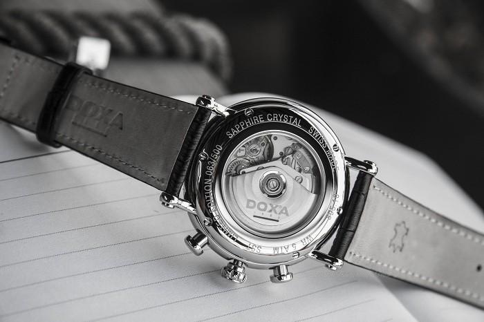Review đồng hồ Doxa 895.10.102.01: cỗ máy vượt thời gian - Ảnh 4