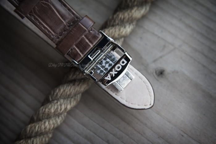 Đồng hồ Doxa D139RWH: Phiên bản giới hạn chỉ có 500 chiếc- ảnh 3