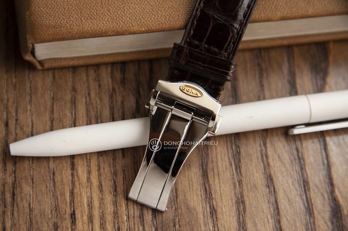 Review đồng hồ Doxa D198RBU nam phiên bản Limited Edition- ảnh 3