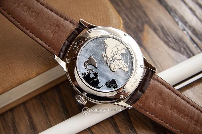 Review đồng hồ Doxa D198RBU nam phiên bản Limited Edition- ảnh 4
