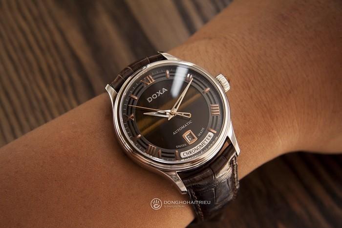 Review đồng hồ Doxa D198STE nam phiên bản Limited Edition - Ảnh 1
