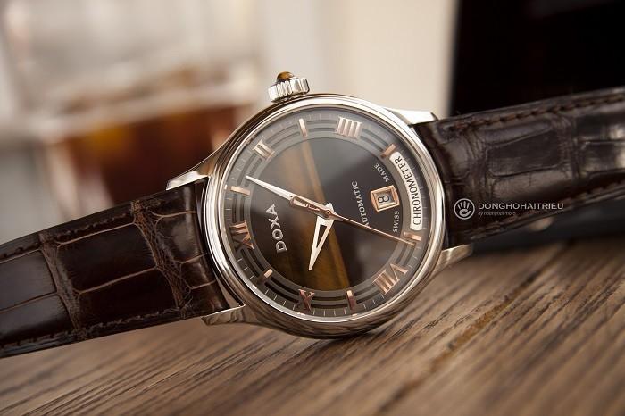 Review đồng hồ Doxa D198STE nam phiên bản Limited Edition - Ảnh 2
