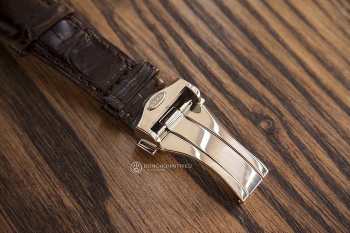 Review đồng hồ Doxa D198STE nam phiên bản Limited Edition - Ảnh 3
