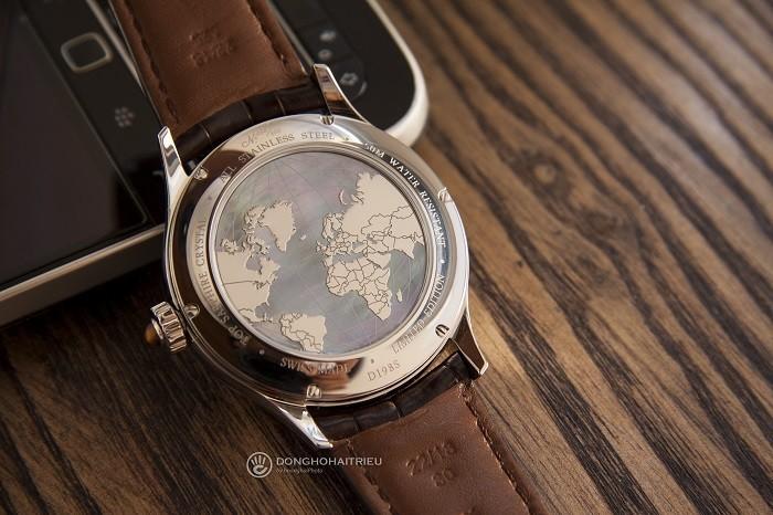 Review đồng hồ Doxa D198STE nam phiên bản Limited Edition - Ảnh 4