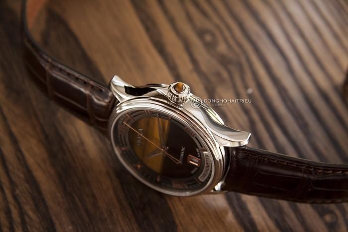 Review đồng hồ Doxa D198STE nam phiên bản Limited Edition - Ảnh 5