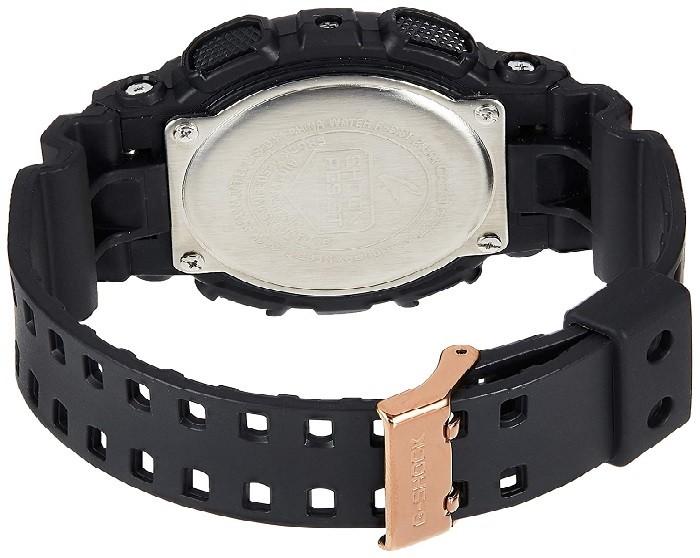 đồng hồ G-Shock GA-100GBX-1A4DR lặn thoải mái (20ATM) - Ảnh 3