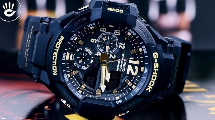 Review G-Shock GG-1000GB-1ADR thách thức thiên nhiên-ảnh 1