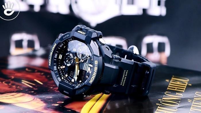 Review G-Shock GG-1000GB-1ADR thách thức thiên nhiên-ảnh 3