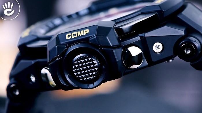 Review G-Shock GG-1000GB-1ADR thách thức thiên nhiên-ảnh 4