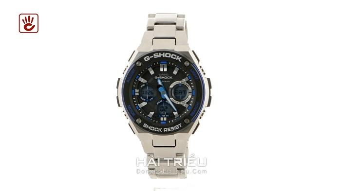 Review đồng hồ G-Shock GST-S100D-1A2DR bộ máy Tough Solar-ảnh 1