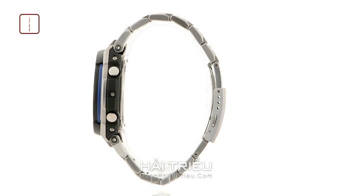 Review đồng hồ G-Shock GST-S100D-1A2DR bộ máy Tough Solar-ảnh 4