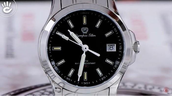 Review đồng hồ OP 58054TLS-D thiết kế dây kim loại tối giản - ảnh 2