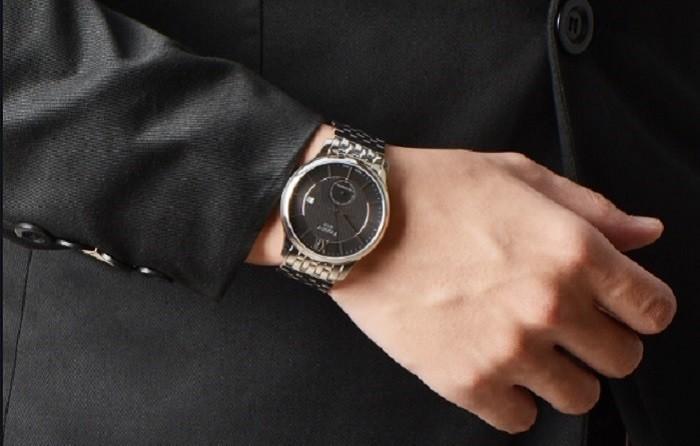 Review đồng hồ Tissot T063.428.11.058.00: bộ máy tự động - ảnh 3