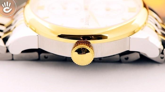 Đồng hồ Tissot T006.428.22.038.02: Bộ kim chỉ không đồng tâm-ảnh 4