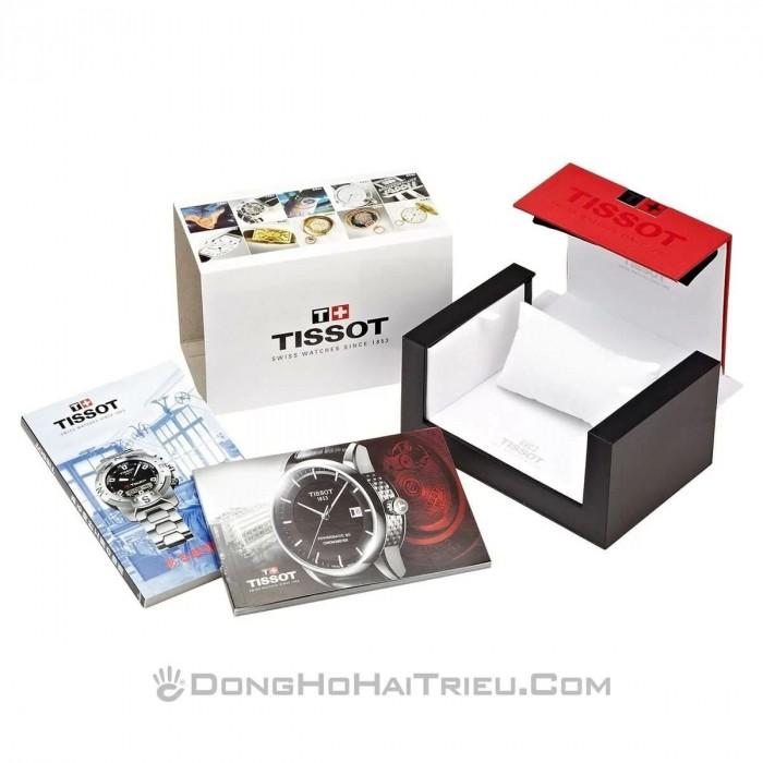 Đồng hồ Tissot T063.907.11.038.00 like new, cam kết zin 100%, hàng còn mới rất đẹp, Full bảo hành & phụ kiện đi kèm 2