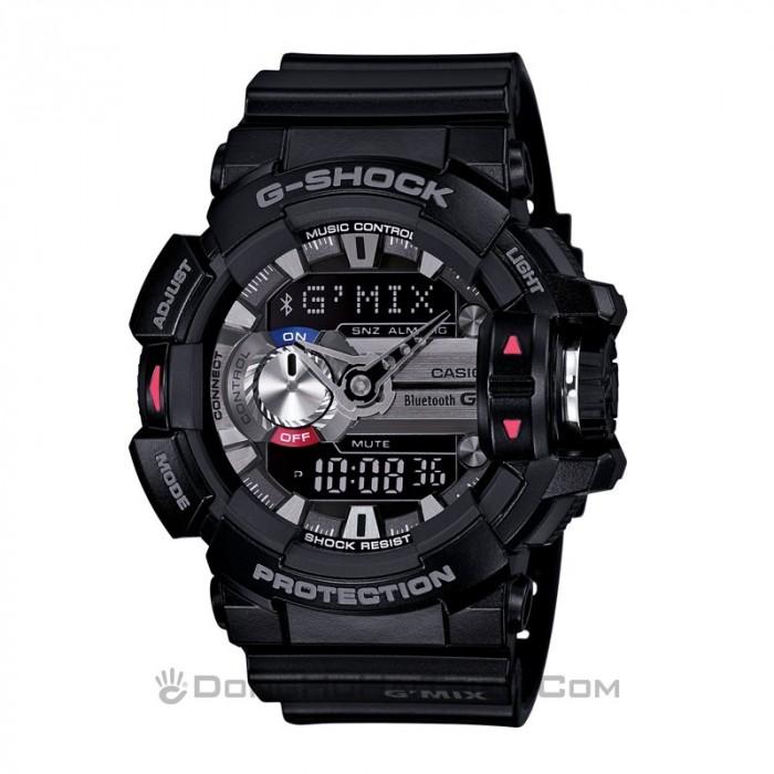 Đồng hồ Casio GBA-400-1ADR, Bluetooth 1