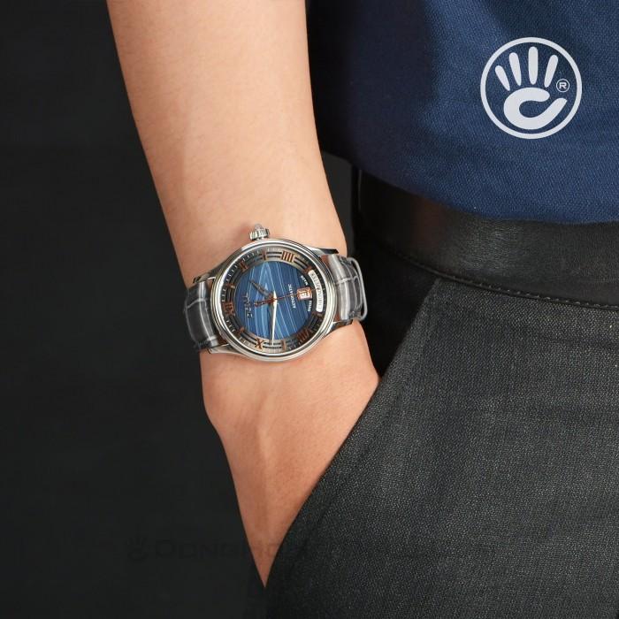 Đồng hồ Doxa D198SAG Kính Sapphire, Bộ Máy Cơ (Automatic) 2