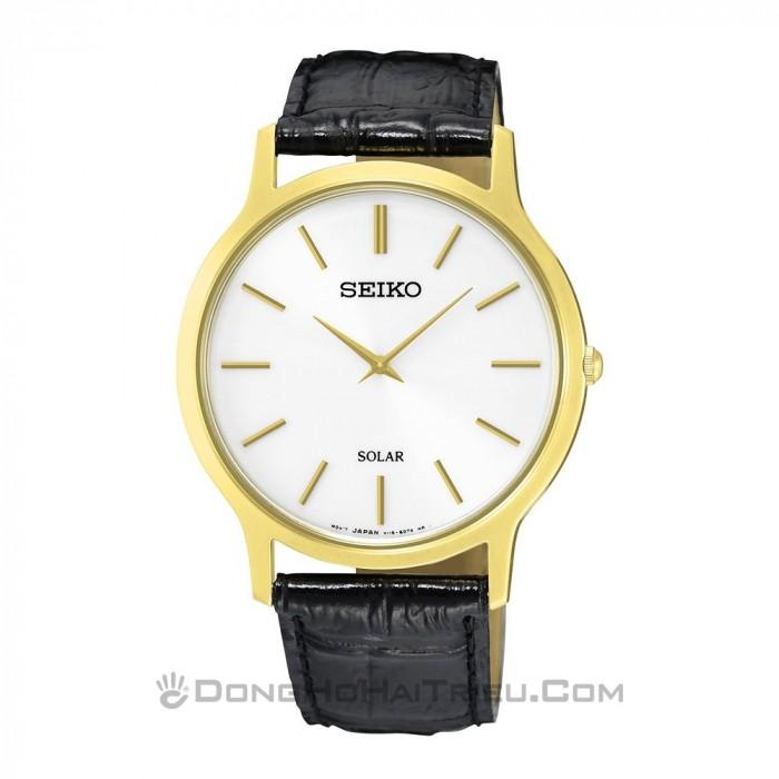 Đồng hồ Seiko SUP872P1, Bộ Máy Năng Lượng Ánh Sáng 1