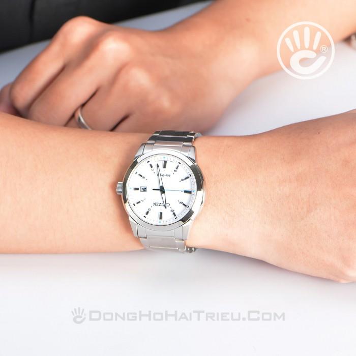 Đồng hồ Citizen BM7141-51A Kính Sapphire, Bộ Máy Năng Lượng Ánh Sáng 7