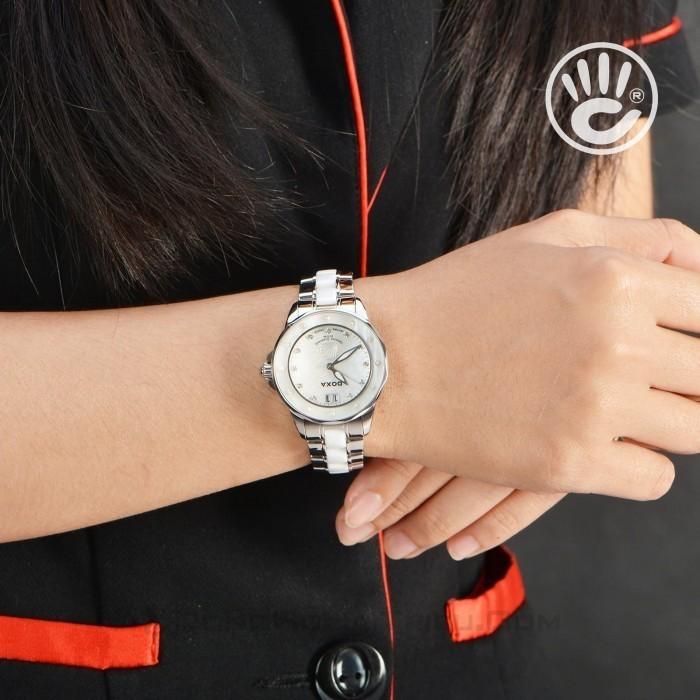 Đồng hồ Doxa D151SMW Kính Sapphire 2