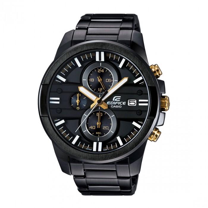 Đồng hồ Casio EFR-543BK-1A9VUDF, Chronograph, Dạ Quang 1