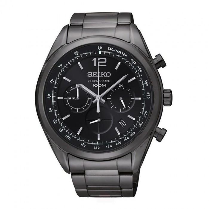 Đồng hồ Seiko SSB093P1, Chronograph 1
