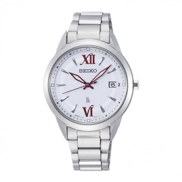 Review đồng hồ Seiko SUT387J1 mặt kính Sapphire chống trầy 1