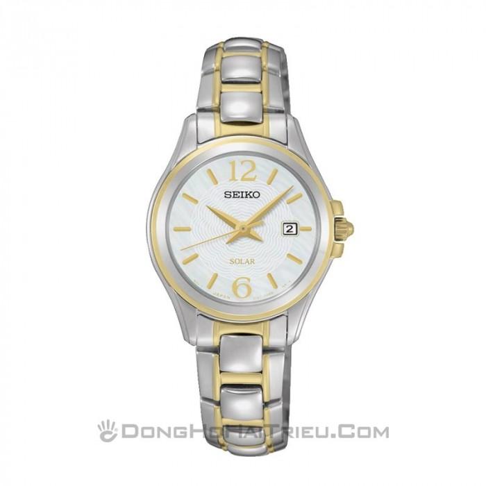 Đồng hồ Seiko SUT234P1, Bộ Máy Năng Lượng Ánh Sáng 1