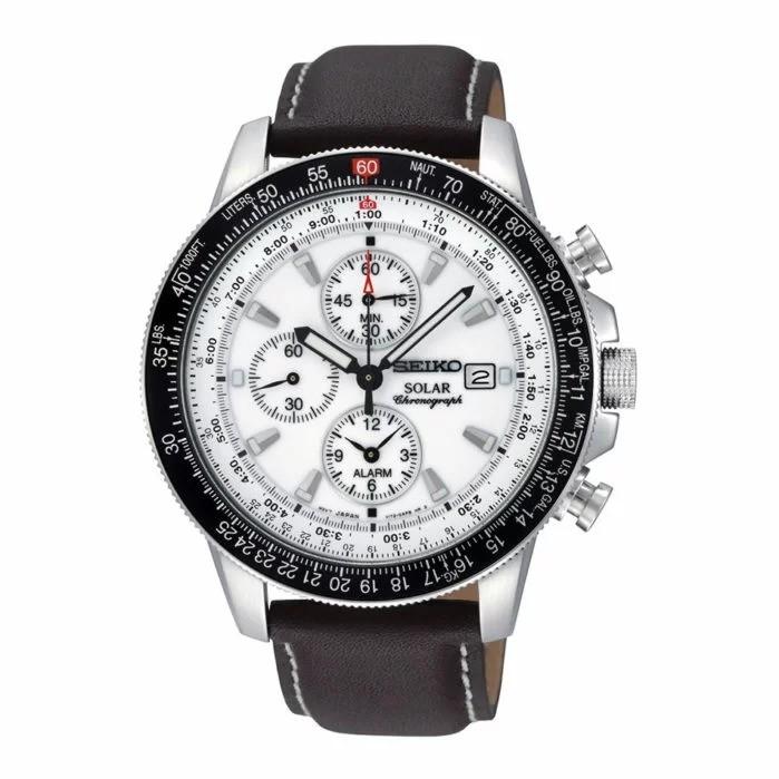 Đồng hồ Seiko SSC013P1 hàng like new, cam kết zin 100%, dây cũ (có thể thay dây khác), còn bảo hành và phụ kiện đầy đủ 1