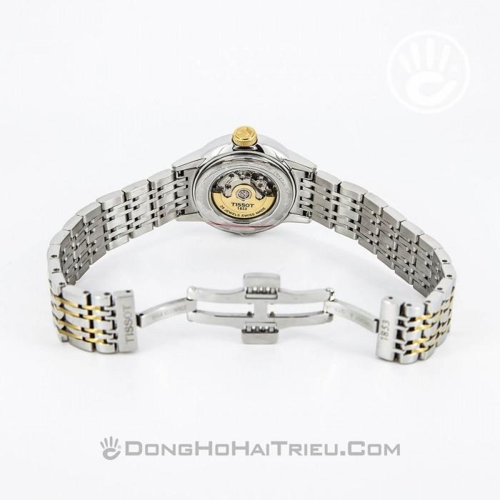 Đồng hồ Tissot T085.207.22.011.00 Kính Sapphire, Bộ Máy Cơ (Automatic) 3