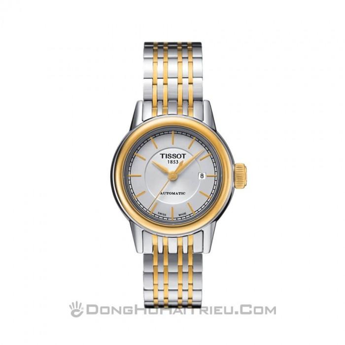 Đồng hồ Tissot T085.207.22.011.00 Kính Sapphire, Bộ Máy Cơ (Automatic) 1