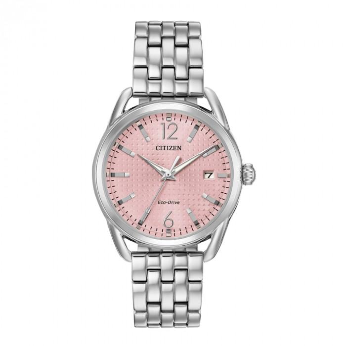 Đồng hồ Citizen FE6080-71X, Bộ Máy Năng Lượng Ánh Sáng 1