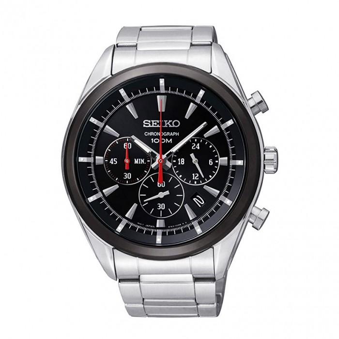 Đồng hồ Seiko SSB089P1, Chronograph 1