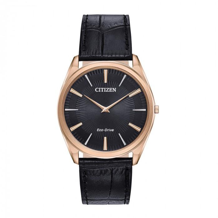 Đồng hồ Citizen AR3073-06E, Bộ Máy Năng Lượng Ánh Sáng, Siêu Mỏng 1