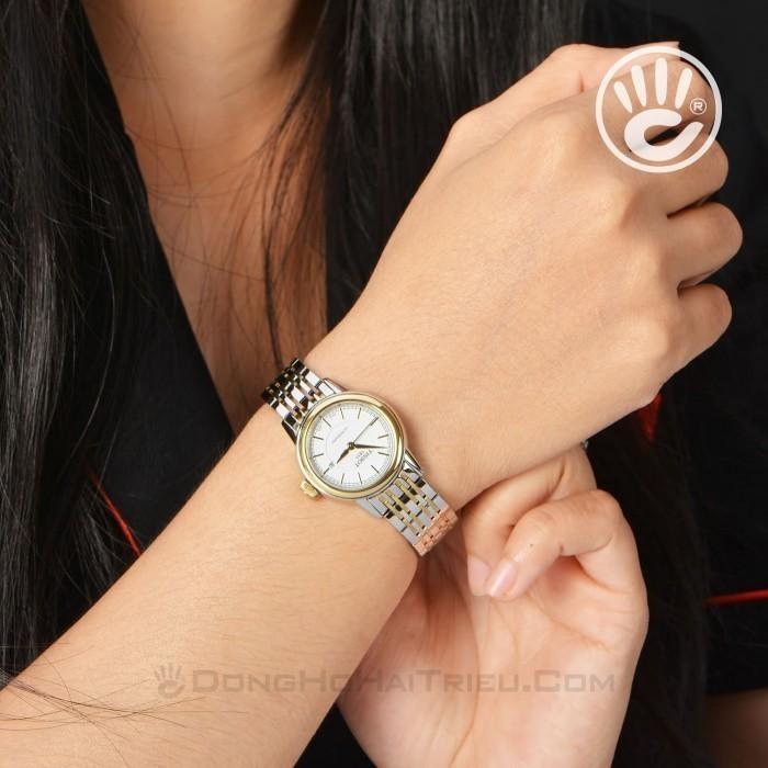 Đồng hồ Tissot T085.207.22.011.00 Kính Sapphire, Bộ Máy Cơ (Automatic) 2