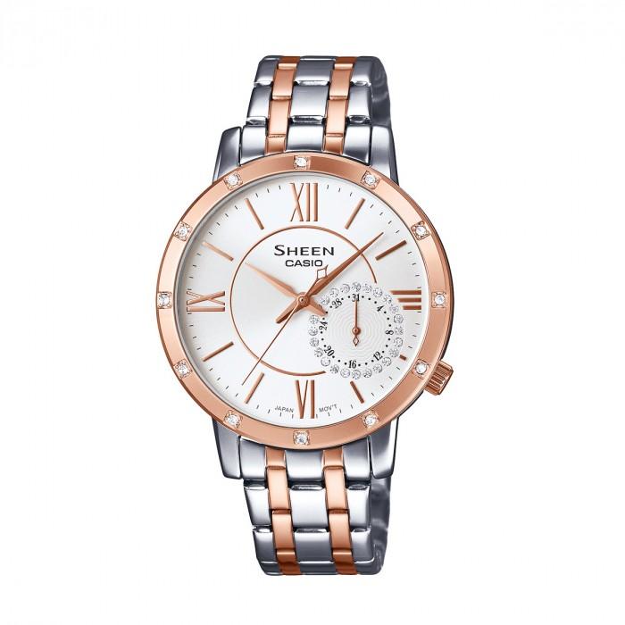 Đồng hồ Casio SHE-3046SGP-7AUDR 1