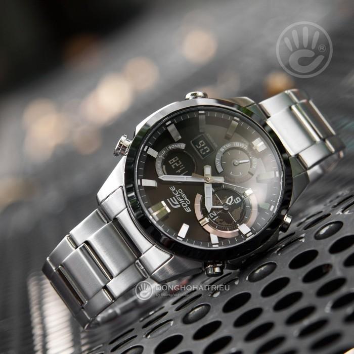 Đồng hồ Casio ERA-500DB-1ADR, Chronograph, Dạ Quang 10