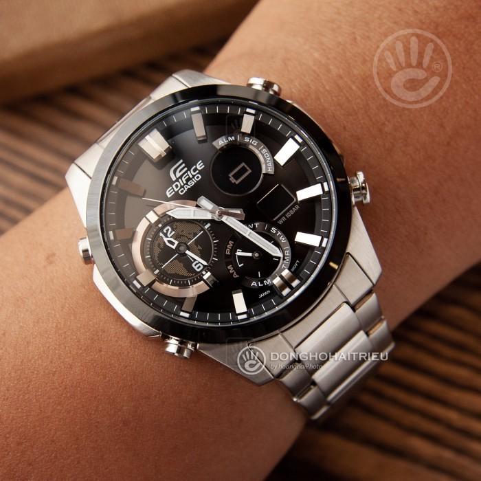 Đồng hồ Casio ERA-500DB-1ADR, Chronograph, Dạ Quang 2