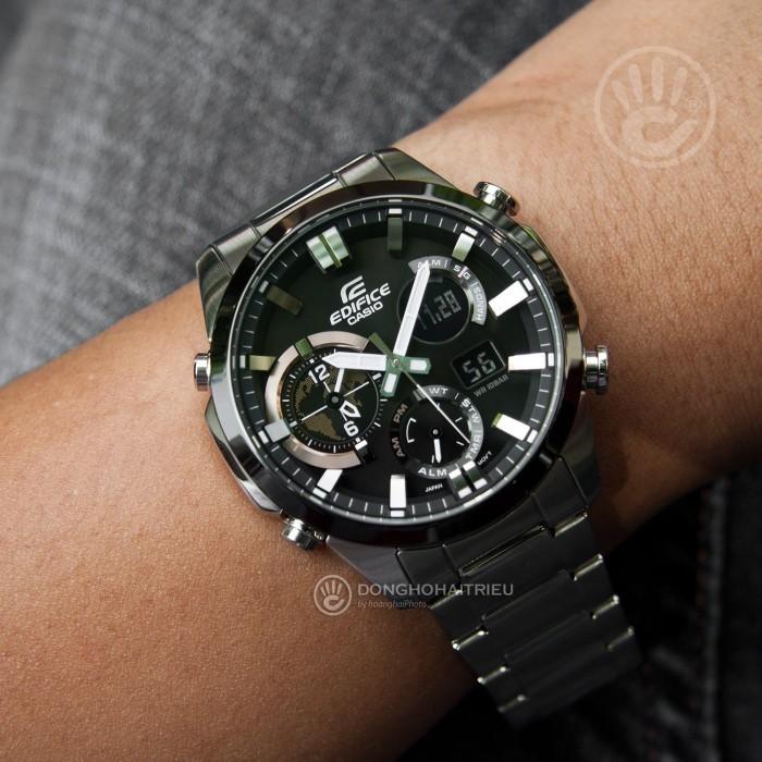 Đồng hồ Casio ERA-500DB-1ADR, Chronograph, Dạ Quang 7