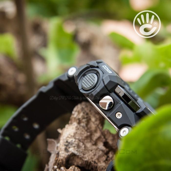 Đồng hồ G-Shock Baby-G GA-1000-1ADR, Dạ Quang, La Bàn, World Time 6