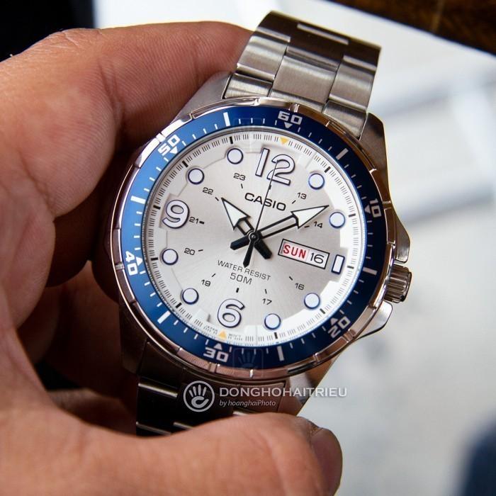 Đồng hồ Casio MTD-100D-7A2VDF, Dạ Quang 3