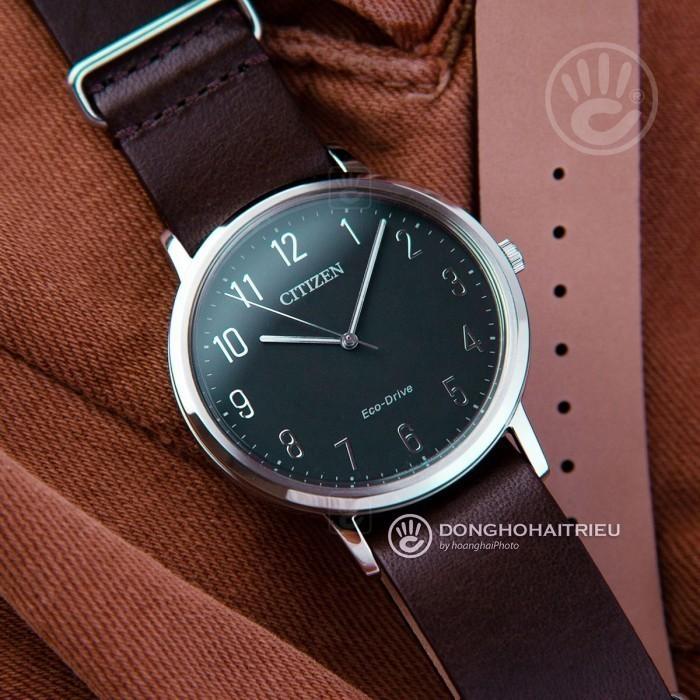 Đồng hồ Citizen BJ6501-01E, Bộ Máy Năng Lượng Ánh Sáng 3
