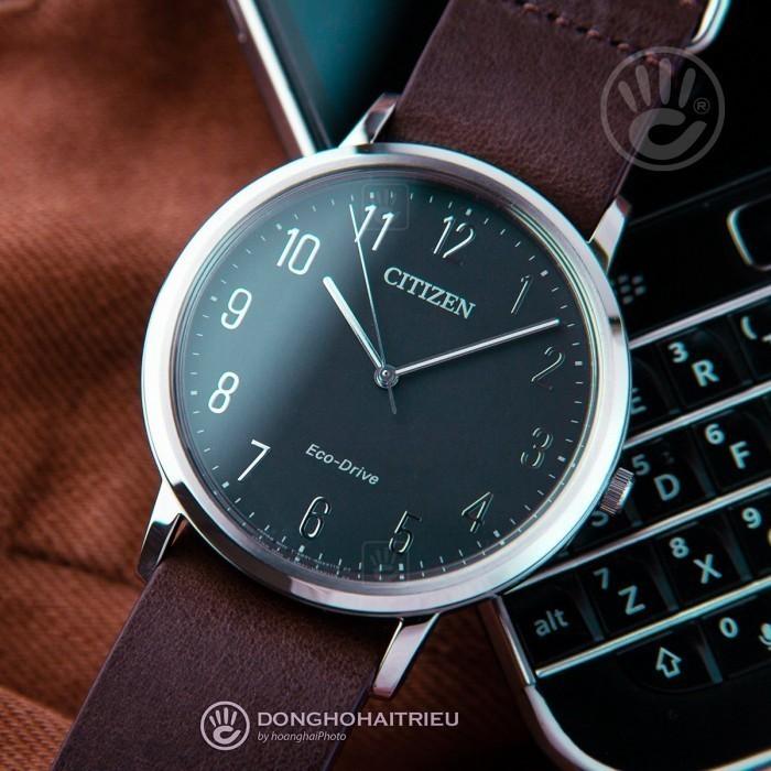 Đồng hồ Citizen BJ6501-01E, Bộ Máy Năng Lượng Ánh Sáng 2