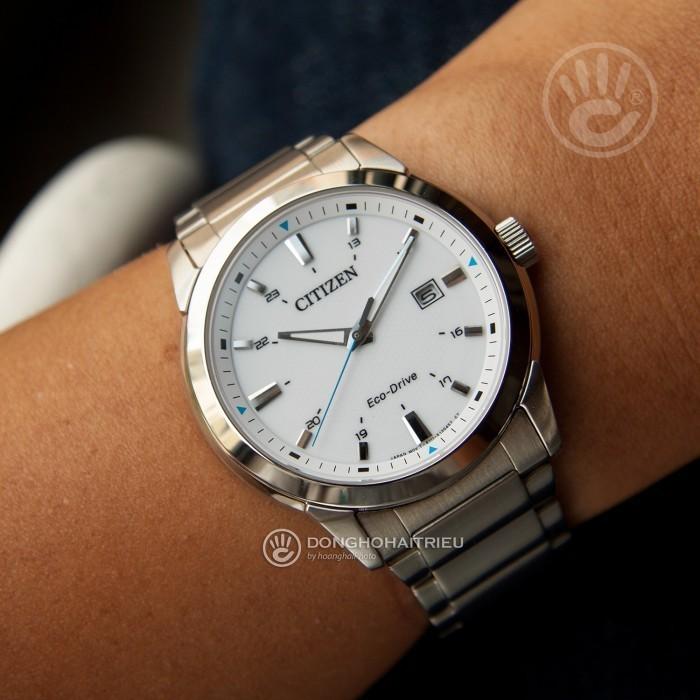 Đồng hồ Citizen BM7141-51A Kính Sapphire, Bộ Máy Năng Lượng Ánh Sáng 2