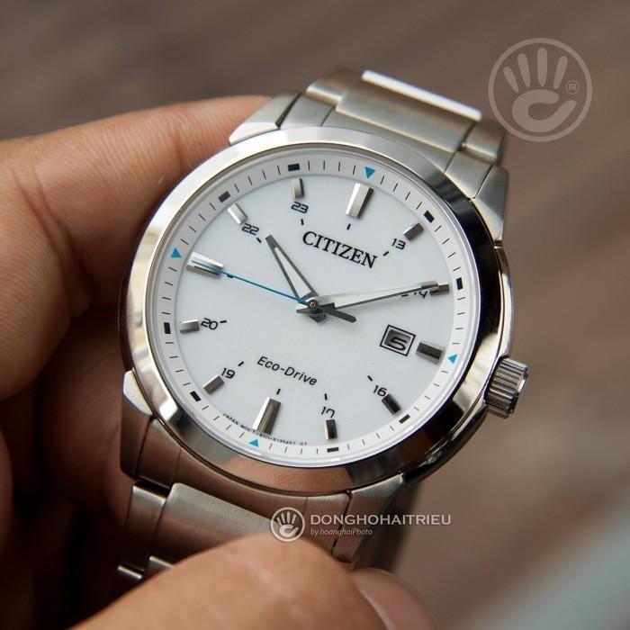 Đồng hồ Citizen BM7141-51A Kính Sapphire, Bộ Máy Năng Lượng Ánh Sáng 3