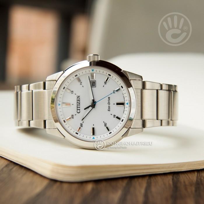 Đồng hồ Citizen BM7141-51A Kính Sapphire, Bộ Máy Năng Lượng Ánh Sáng 4