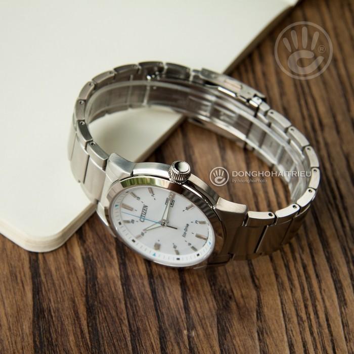Đồng hồ Citizen BM7141-51A Kính Sapphire, Bộ Máy Năng Lượng Ánh Sáng 5